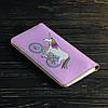 Портмоне v.2.0. Fisher Gifts 732 Единорог на велосипеде (эко-кожа), фото 5