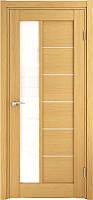 Двери межкомнатная (дубовый шпон крашенный) Глория