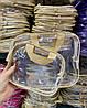 Косметичка Мини прозрачная Mommy Bag, цвет - Бежевый, фото 7