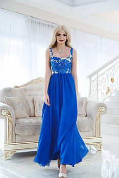 Платье синее VH