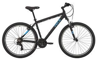 """Велосипед 27,5"""" Pride MARVEL 7.1  2021 черный"""