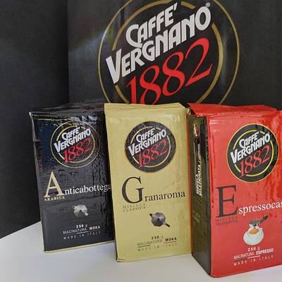 Кава мелена Caffe Vergnano 1882