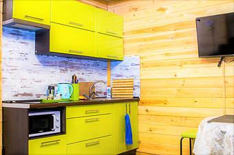 Деревянный дом из профилированного бруса в Краматорске 21