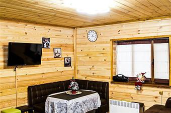 Деревянный дом из профилированного бруса в Краматорске 22