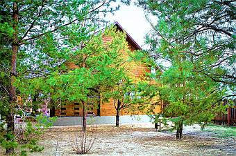 Деревянный дом из профилированного бруса в Краматорске 24