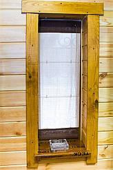 Деревянный дом из профилированного бруса в Краматорске 26