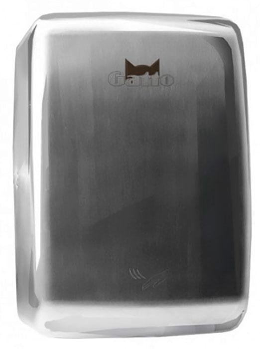 Сушарка для рук автомат Gatto 1150 Вт сатинова/ нержавіюча сталь