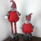 Дед мороз под елку — Игрушка (Санта Клаус) (40-60см.), фото 7