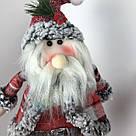 Дед мороз под елку — Игрушка (Санта Клаус) (40-60см.), фото 3