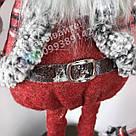 Дед мороз под елку — Игрушка (Санта Клаус) (40-60см.), фото 5