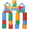 Модульный детский конструктор «Строитель - 3 Мини»