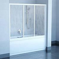 Двери для ванн подвижные Ravak AVDP3 Rain трехэлементные
