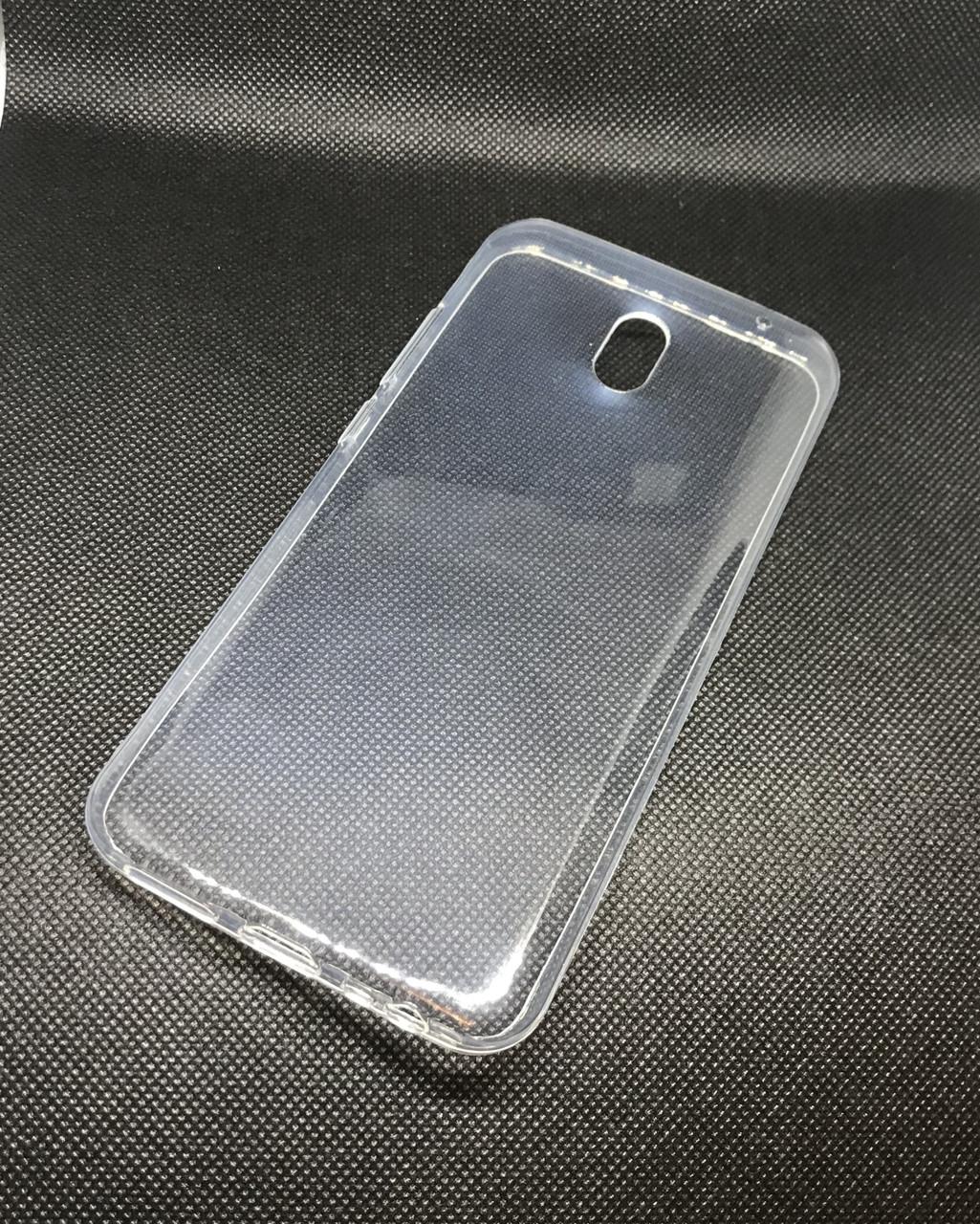 Чехол силиконовый для Xiaomi Redmi 8A ультратонкий прозрачный