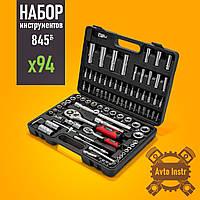 Набор инструментов 94 предмета Profline 60945