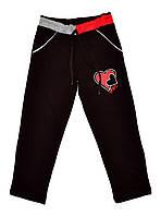 """Спортивные штаны на девочку тонкий трикотаж (5-8 лет) """"Bembi"""" LM-775"""