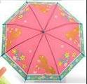 Детский зонтик розовый MK 0521
