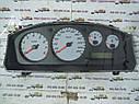 Панель щиток приборов (белый фон) Nissan Primera P11 2000-2001г.в 2.0 бензин рестайл 9F769 SR20DE, фото 2