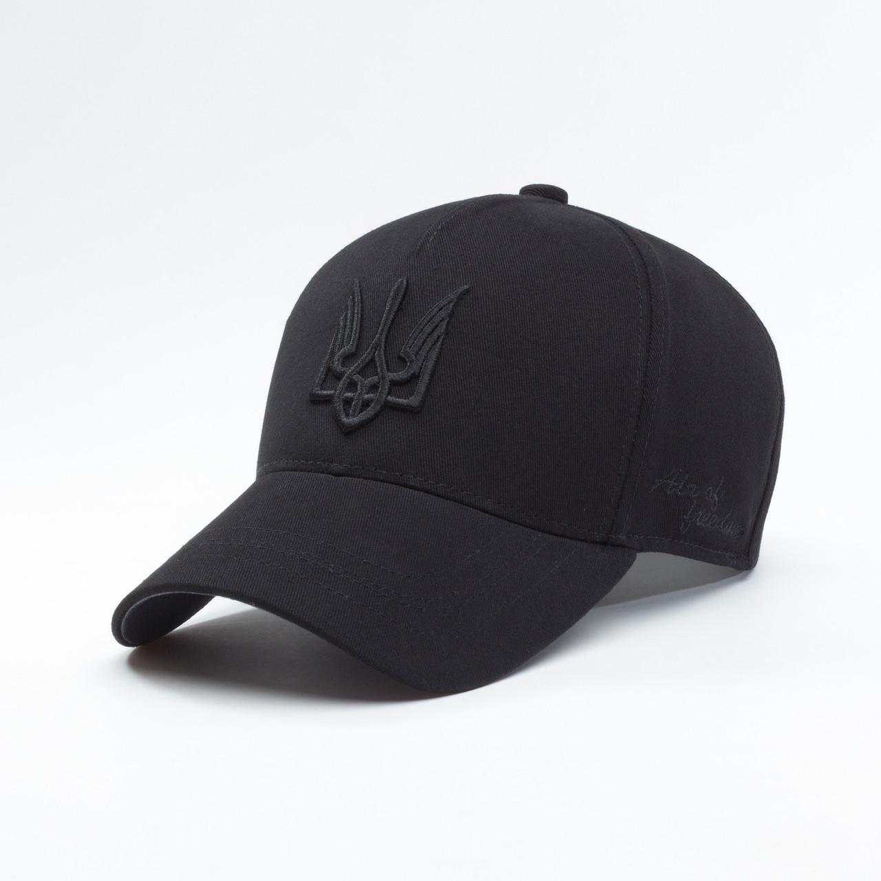 Купить Кепка бейсболка мужская INAL air of freedom XL / 59-60 RU Черный 35059