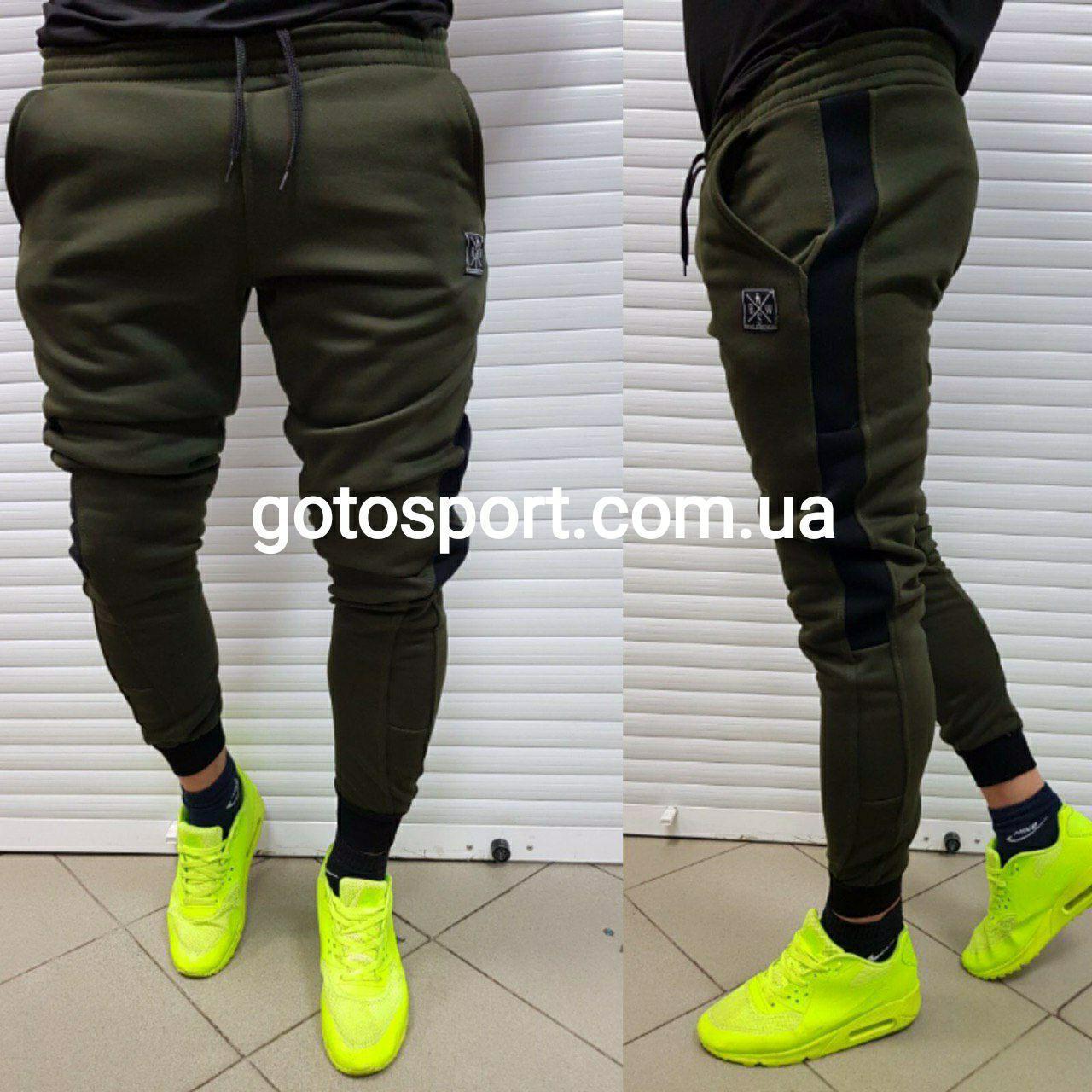Теплые мужские спортивные штаны Brave Haki Sport