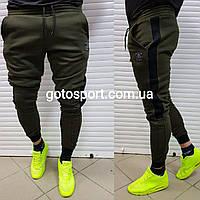 Теплые мужские спортивные штаны Brave Haki Sport, фото 1