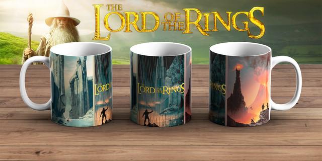 Чашка Властелин колец / The Lord of the Rings