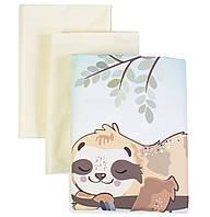Сменный постельный комплект Veres Tropic baby 3 ед