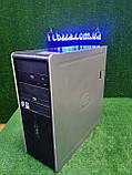 """Компьютер HP + монитор 19"""", Intel 4 ядра, 4 ГБ, 160 ГБ Настроен! Есть Опт! Гарантия!, фото 7"""