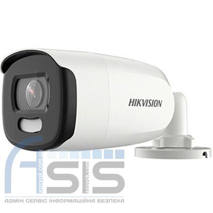 5 Мп ColorVu Turbo HD видеокамера Hikvision DS-2CE12HFT-F28 (2.8 ММ)