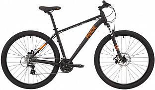 """Велосипед 29"""" Pride MARVEL 9.2 2021 черный"""