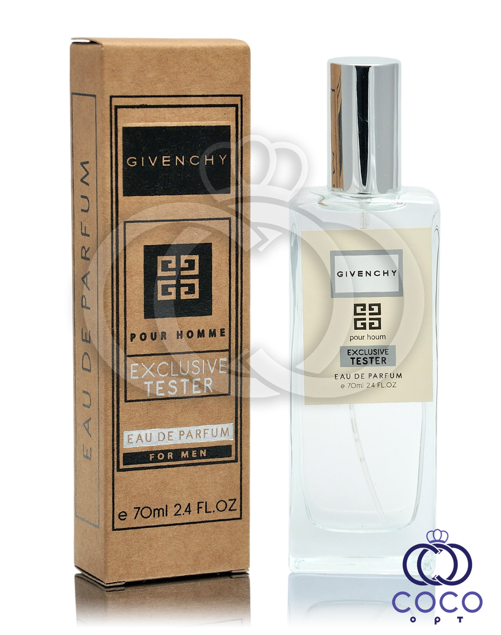 Парфумована вода Givenchy Pour Homme Exclusive Tester