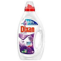 Гель для прання DIXAN 18+2 прання LAVANDA 1 л