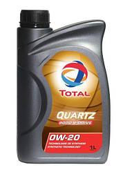 QUARTZ 9000 V-D. 0W20 1L   Моторное масло