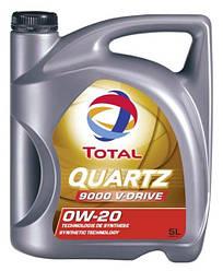 QUARTZ 9000 V-D. 0W20 5L   Моторное масло