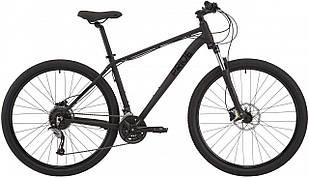 """Велосипед 29"""" Pride MARVEL 9.3  2021 черный"""