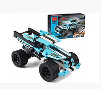 Конструктор JiSi bricks 3420 Decool Трюковой грузовик - 142 детали