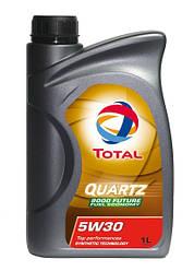 QUARTZ 9000 FUTURE NFC 1L   Моторное масло