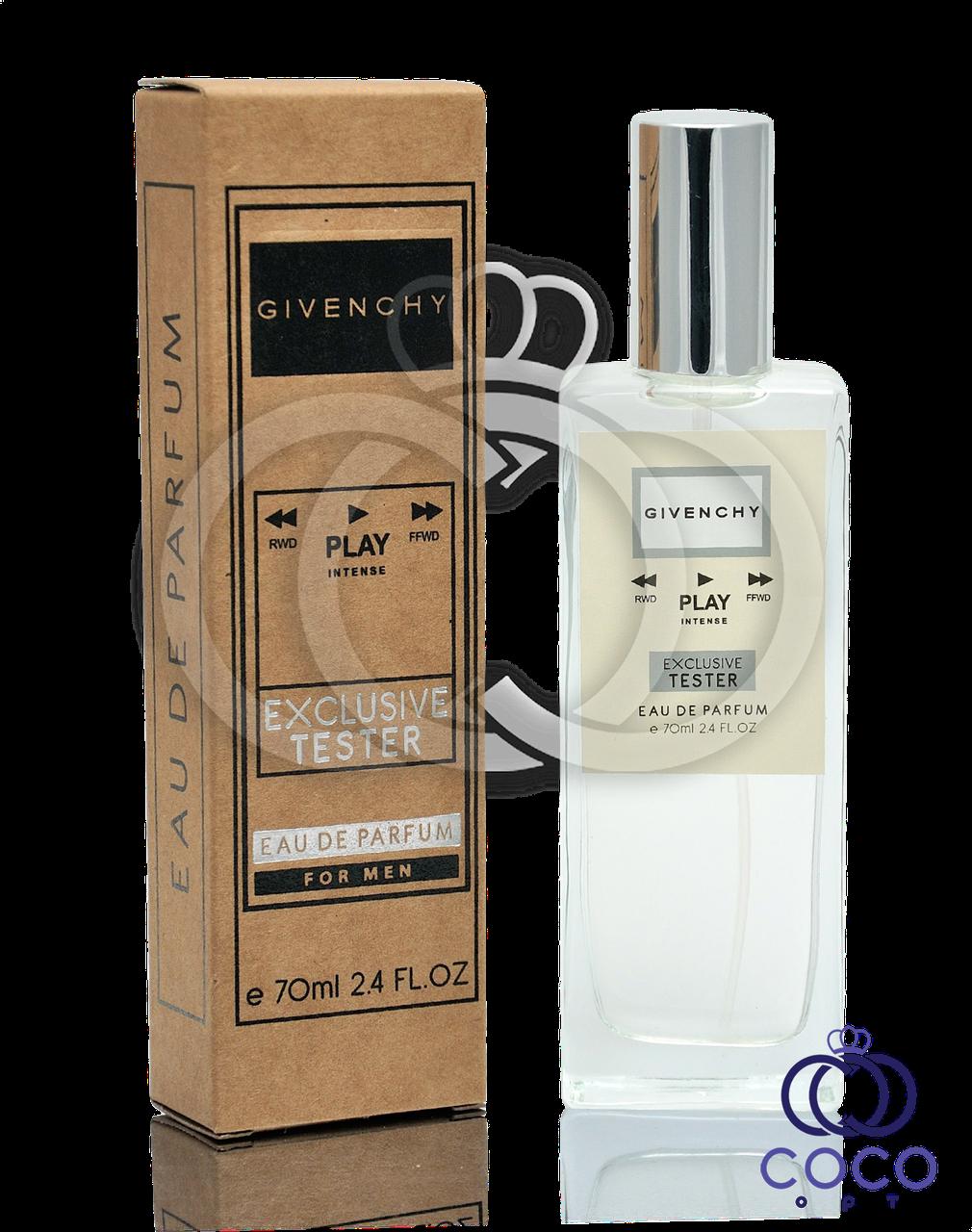 Парфюмированная вода Givenchy Play Intense For Men Exclusive Tester