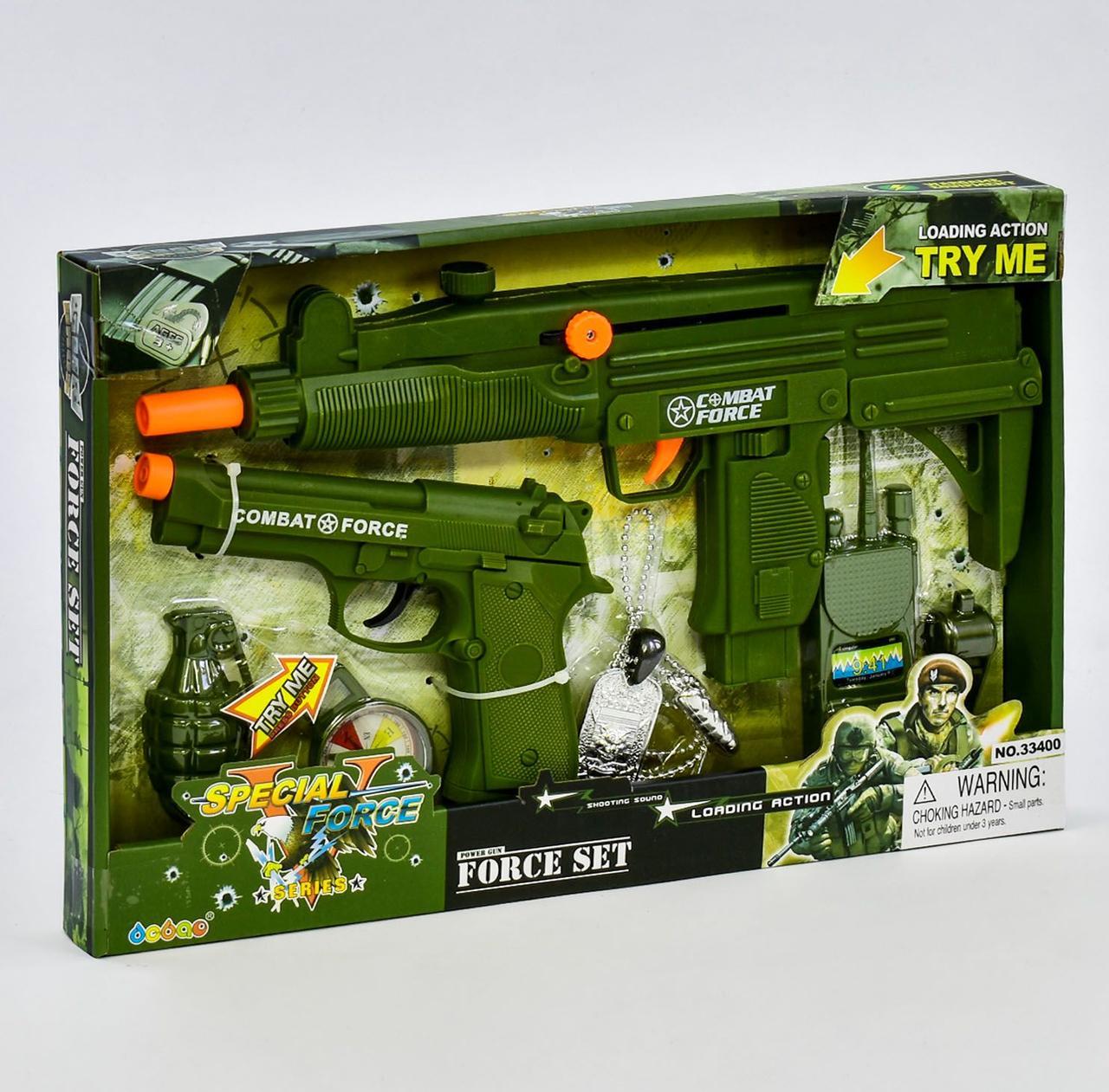 33400 Военный набор в коробке