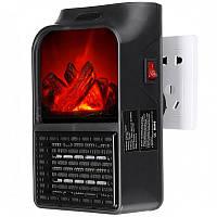 Портативный обогреватель c LCD дисплеем Flame Heater, тепловентилятор, камин (Реальные фото!)