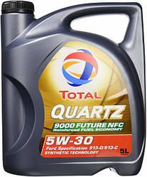 QUARTZ 9000 FUTURE NFC 5L   Моторное масло