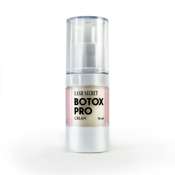 Кремовый ботокс BTX Pro Cream LASH SECRET