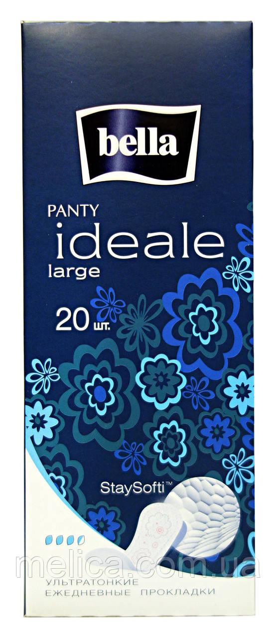 Ежедневные прокладки Bella Panty Ideale Large - 20 шт.