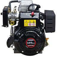 Бензиновый двигатель LONCIN LC165F-3H, (вал 16mm)