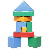 Конструктор з м'яких модулів Будівельник 8 (ігрові модулі)
