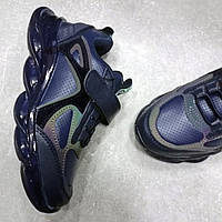 Синие кроссовки Clibee 32-37 размер