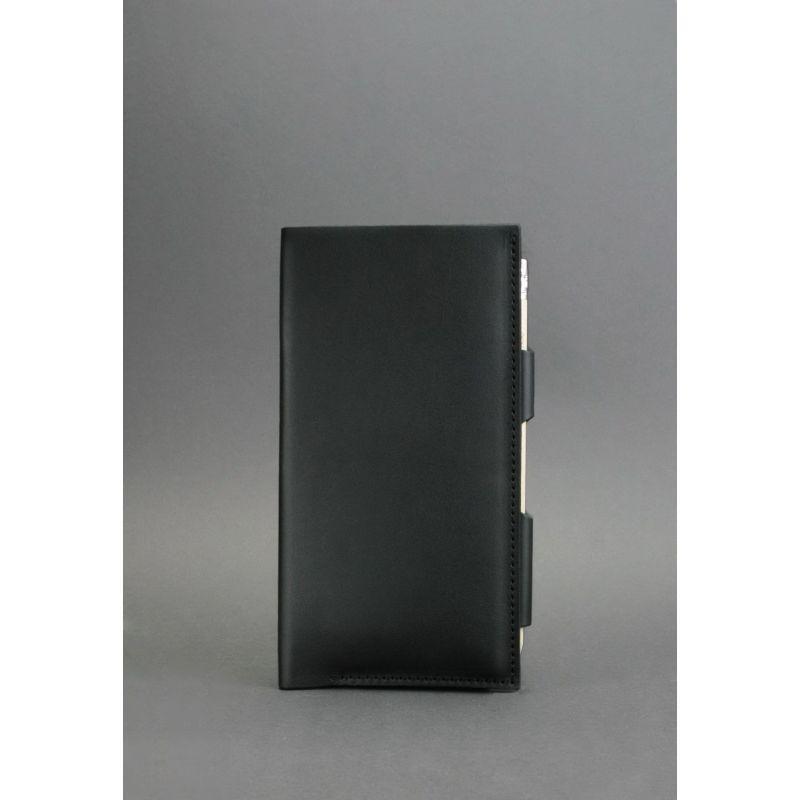 Кожаный тревел-кейс 3.0 черный