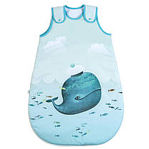 """Спальник Veres """"Menthol whale  (0-12 месяцев)"""