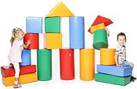 Дитячий модульний конструктор Будівельник 4