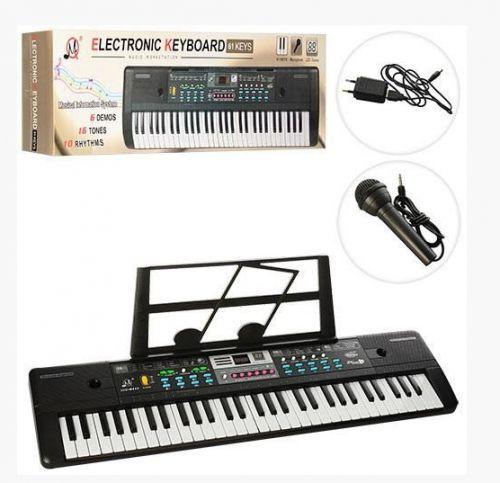 Синтезатор (61 клавиша) 1613136_MQ611  sct