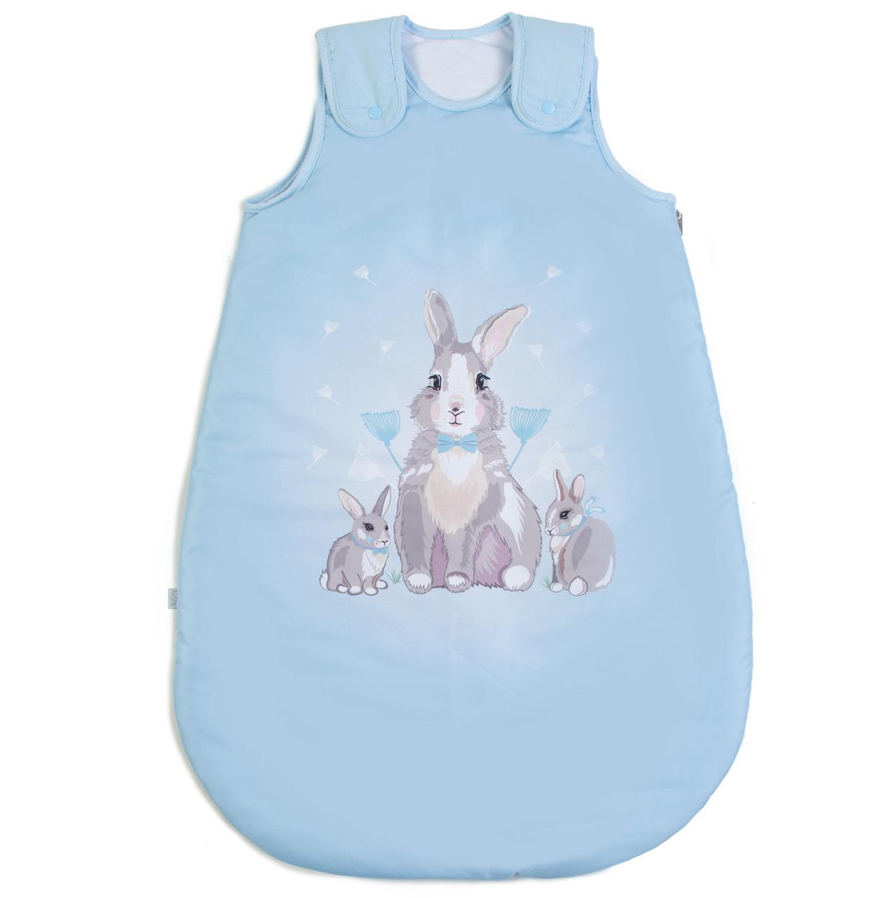 Cпальник Veres Summer Bunny blue (0-12 месяцев)